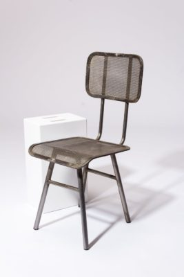 Alternate view 2 of Rapaz Metal Mesh Chair