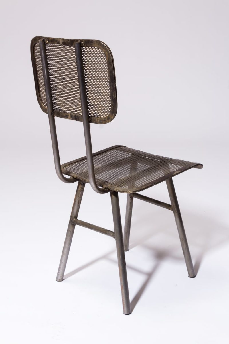 Alternate view 4 of Rapaz Metal Mesh Chair