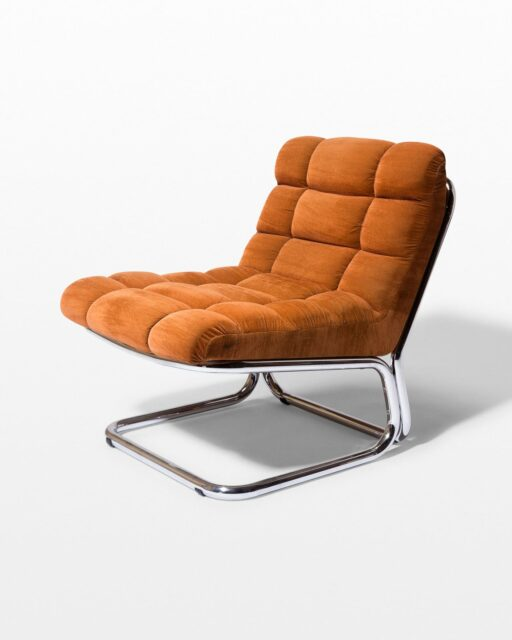 Front view of Samson Lounge Chair