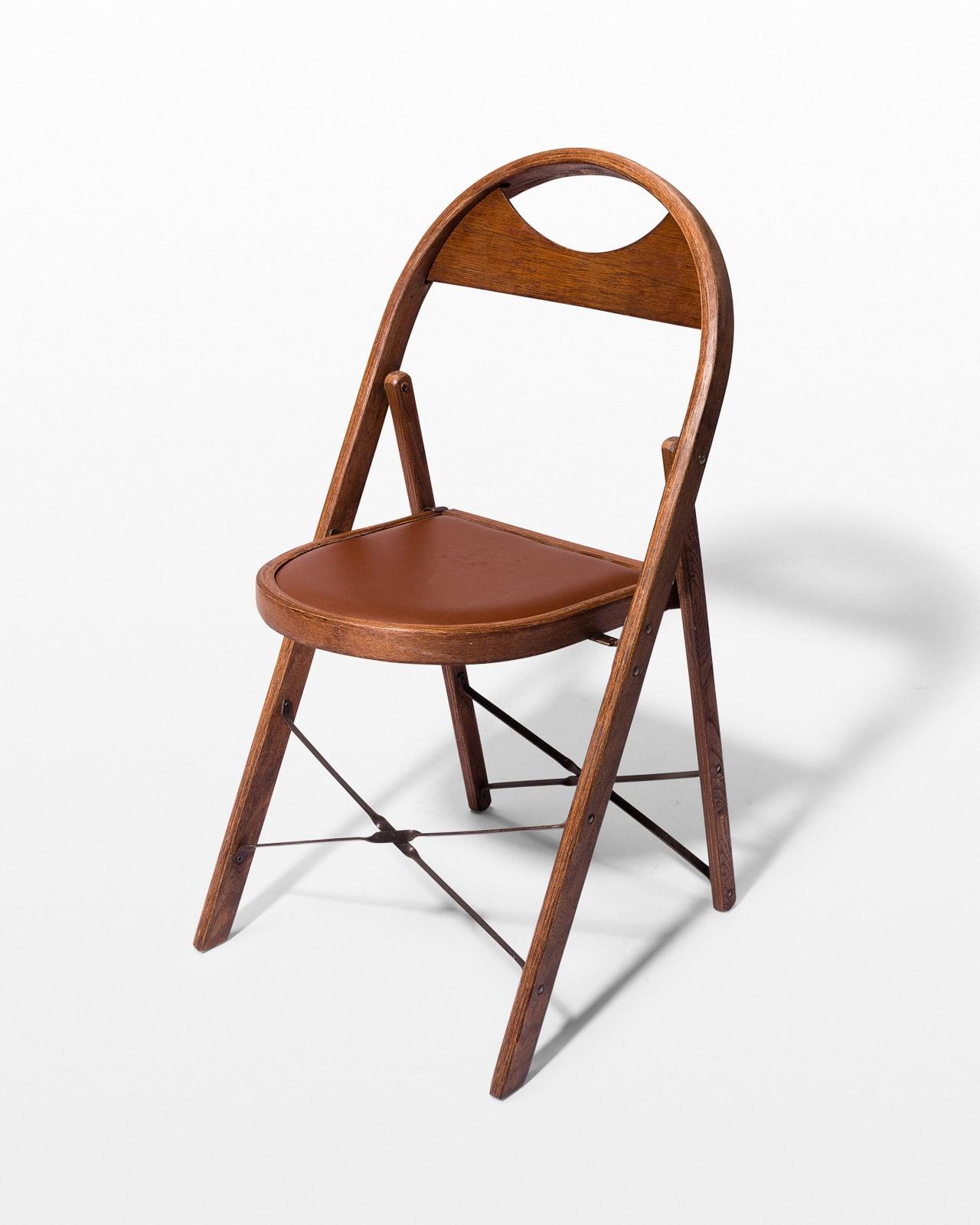 Enjoyable Ch698 Odin Folding Chair Prop Rental Acme Brooklyn Ncnpc Chair Design For Home Ncnpcorg