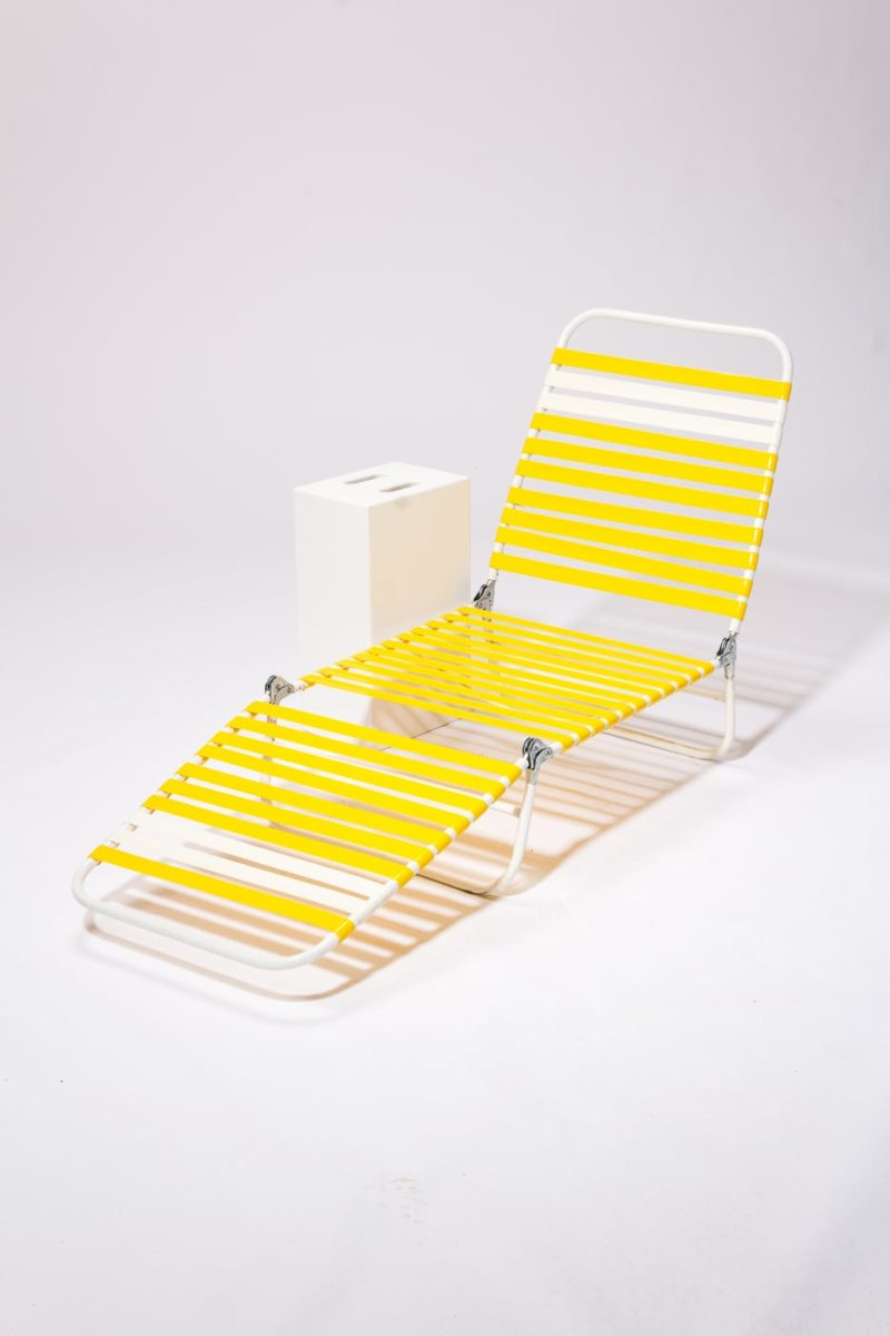 Alternate view 2 of Sammy Yellow Beach Chair