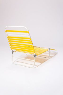Alternate view 4 of Sammy Yellow Beach Chair