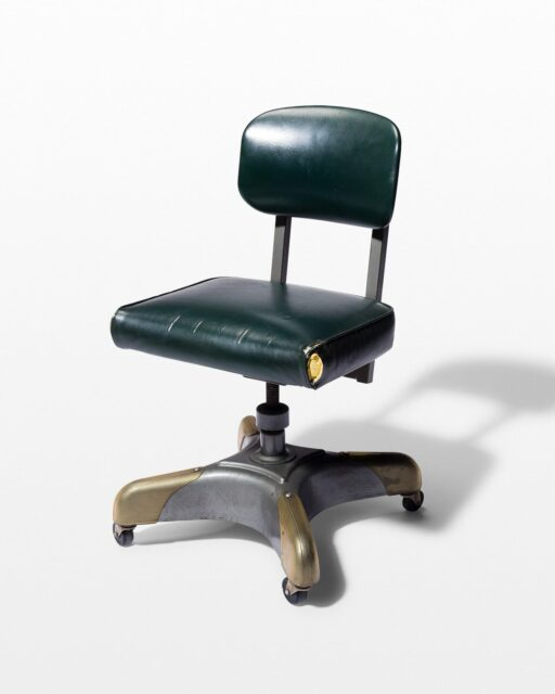 Front view of Bauer Rolling Chair