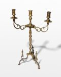 Front view thumbnail of Sonar Brass Candleabra