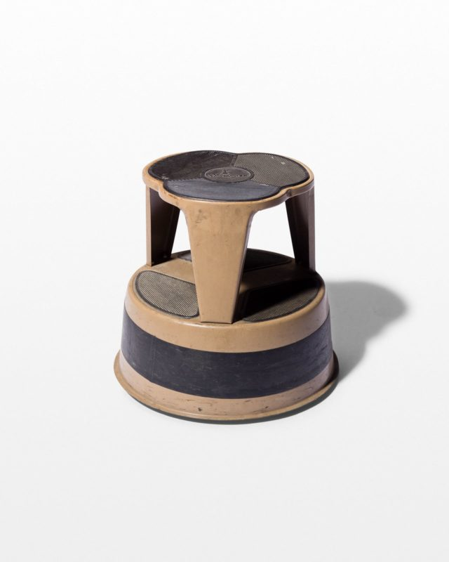 Front view of Roscoe Library Swivel Stool