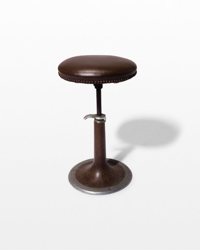 Front view of Stockard Stool