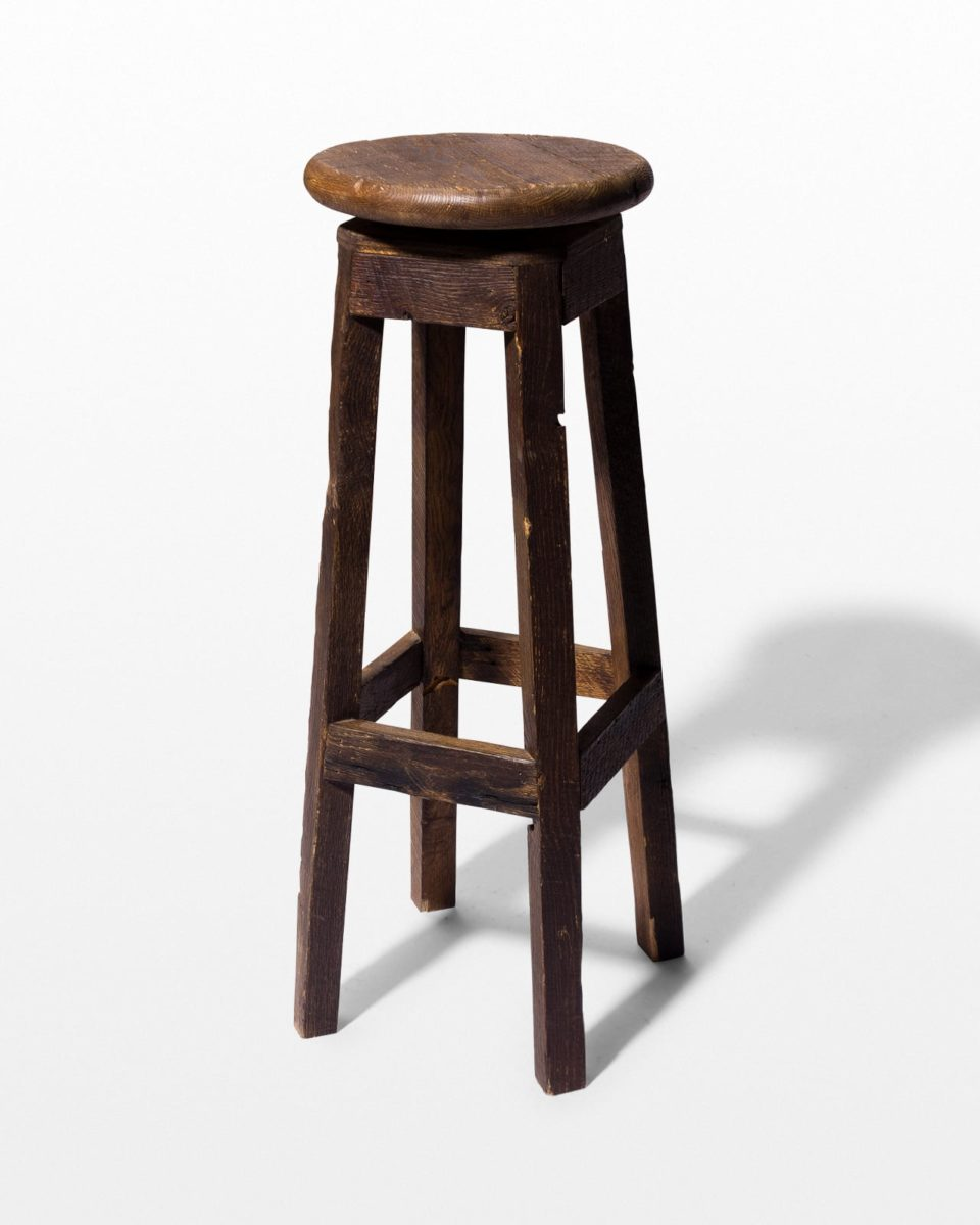Front view of Biddle Tall Stool