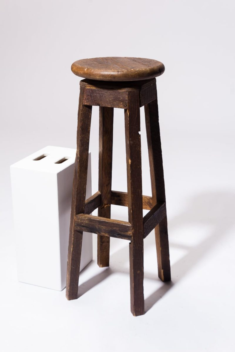 Alternate view 2 of Biddle Tall Stool