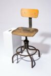 Alternate view thumbnail 2 of Pique Seatback Industrial Stool