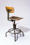 Alternate view thumbnail 4 of Pique Seatback Industrial Stool