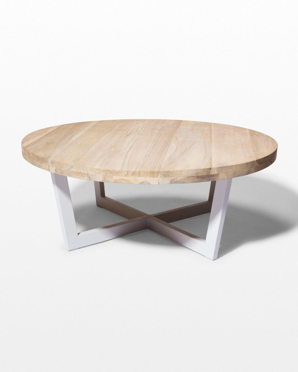 Front view of Gloria Coffee Table