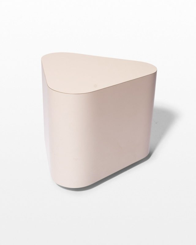 Front view of Tilda Laminate Side Table