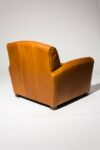Alternate view thumbnail 5 of Gates Leather Club Chair