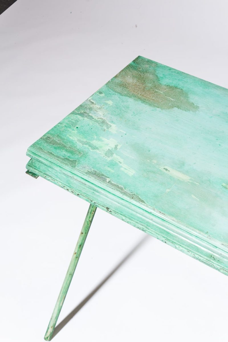 Alternate view 2 of Hooter Distressed Table