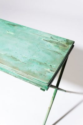 Alternate view 1 of Hooter Distressed Table