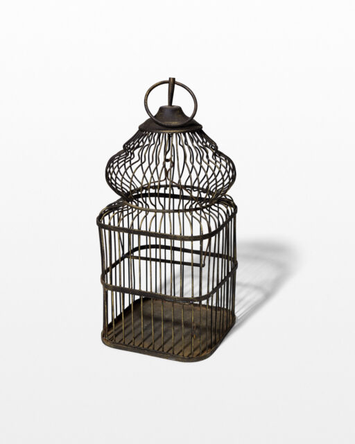 Front view of Heron Birdcage