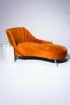 Alternate view thumbnail 2 of Racine Rust Chaise