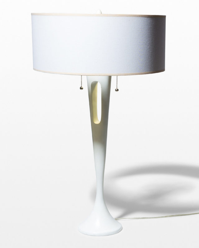 Front view of Peek Table Lamp