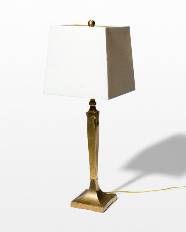 Front view of Roger Table Lamp
