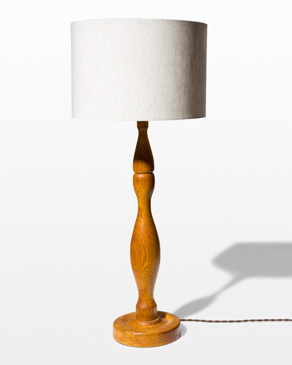 Front view of Grove Table Lamp