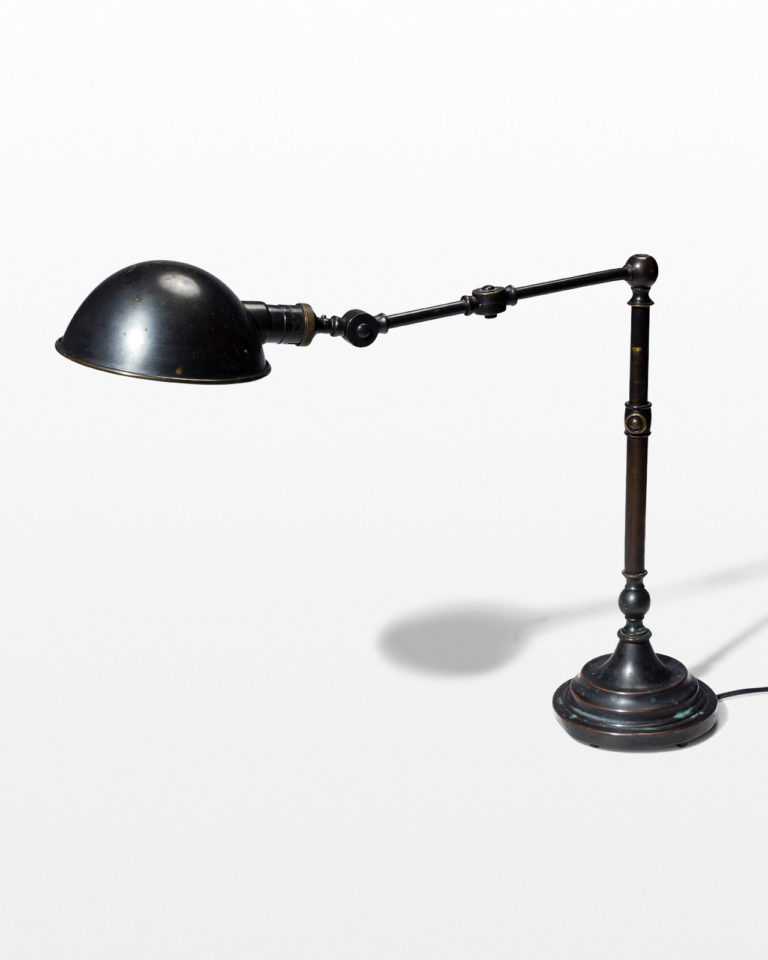 Front view of Imperial Adjustable Task Lamp