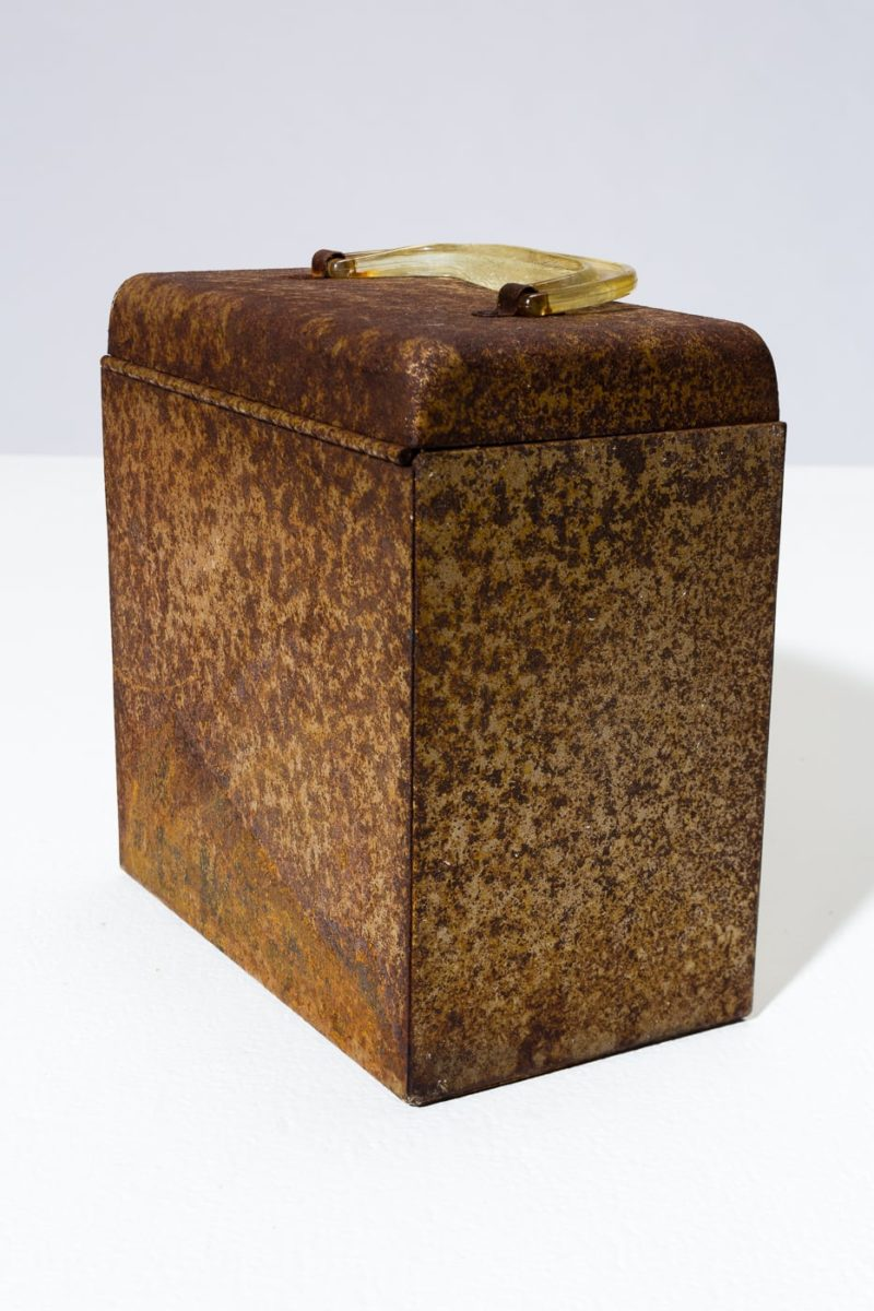 Alternate view 5 of Caspar Rusted File Case