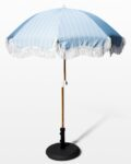 Front view thumbnail of Kenzie Beach Umbrella