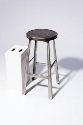 Alternate view 2 of Ode Steel Stool