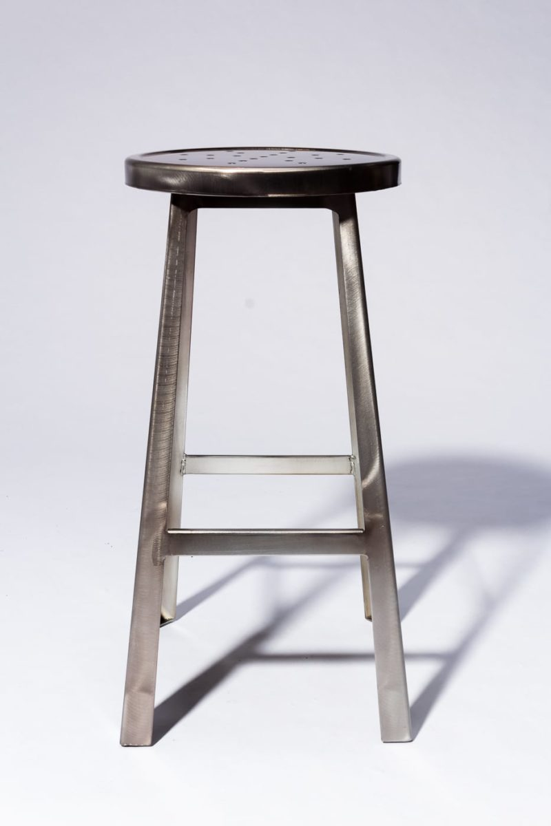 Alternate view 3 of Ode Steel Stool
