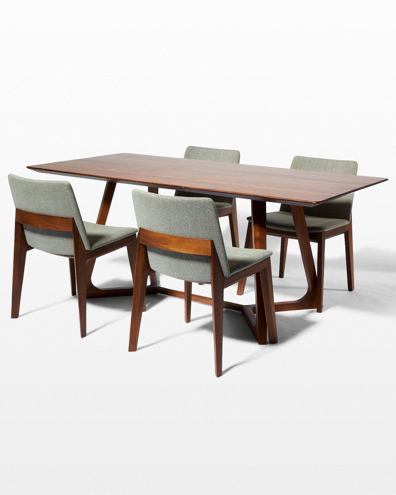 Phenomenal Tb110 S Axis Dining Table And Chair Set Prop Rental Acme Evergreenethics Interior Chair Design Evergreenethicsorg