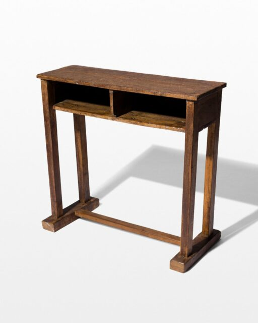 Front view of Bale Accent Console Table