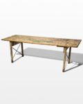 Front view thumbnail of Halifax Folding Wooden Table
