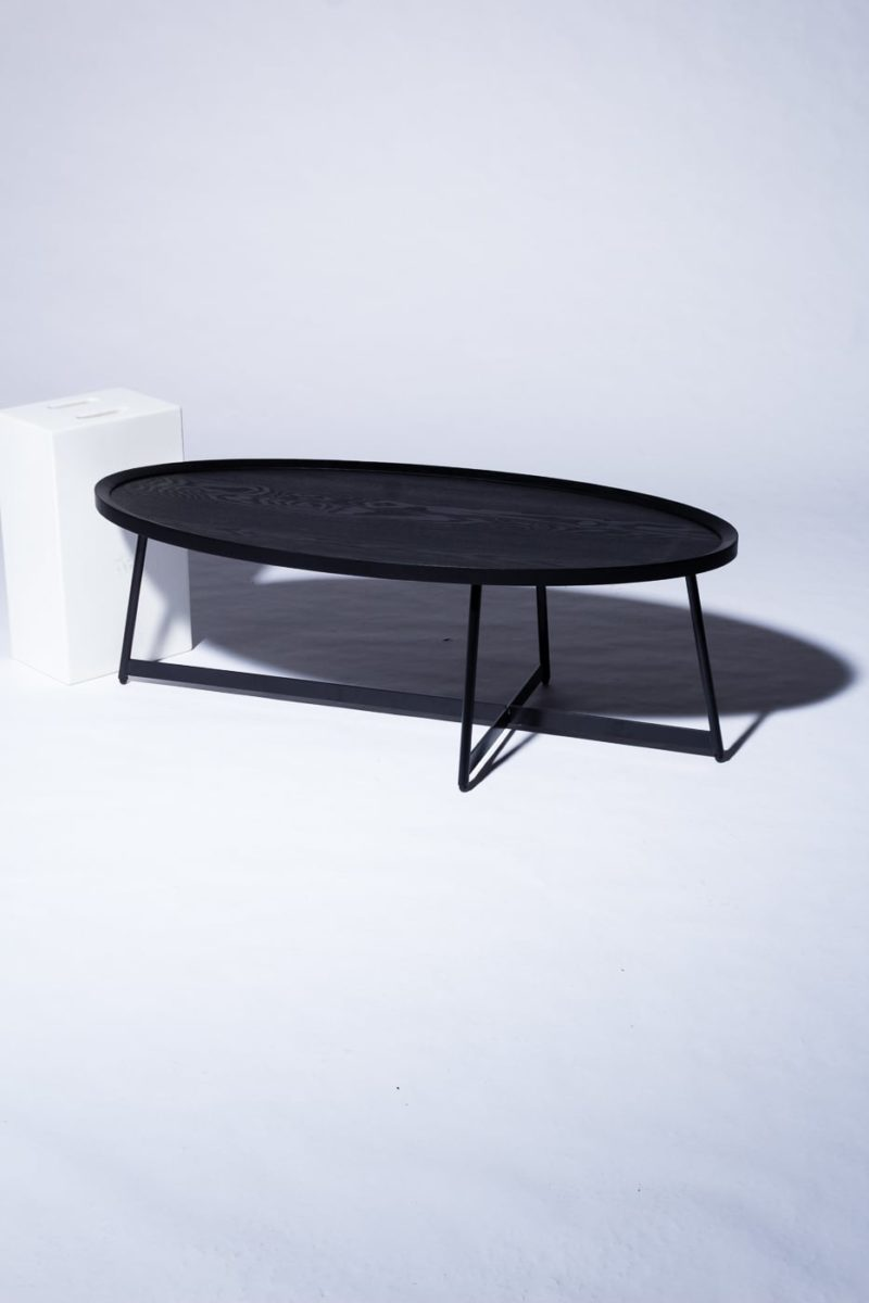 Alternate view 2 of Alder Oval Coffee Table