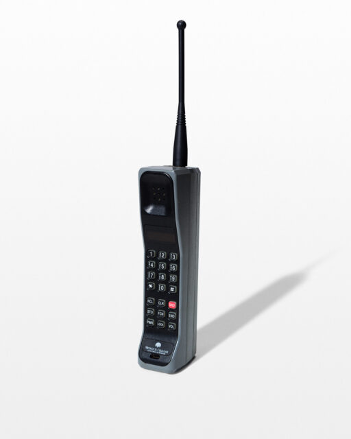 Front view of Ultra Brick Cellular Phone
