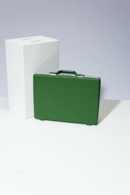 Alternate view 3 of Teddy Green Briefcase