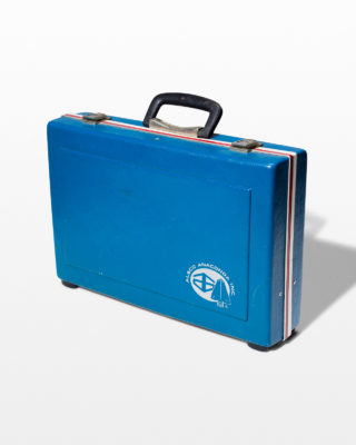 Front view of Alsco Suitcase