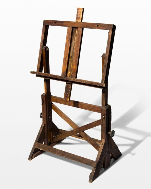 Front view of Bette Adjustable Display Easel