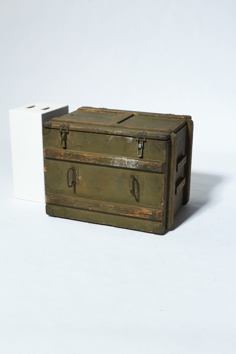 Alternate view 1 of Boro Industrial Wooden Crate