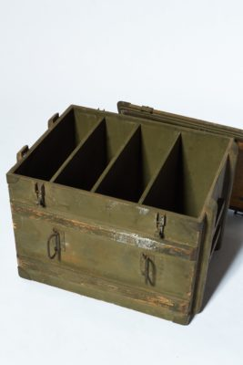 Alternate view 2 of Boro Industrial Wooden Crate