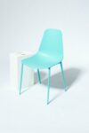 Alternate view thumbnail 1 of Drea Turquoise Chair