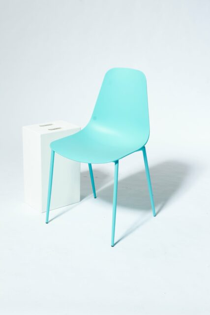 Alternate view 1 of Drea Turquoise Chair