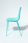 Alternate view thumbnail 3 of Drea Turquoise Chair
