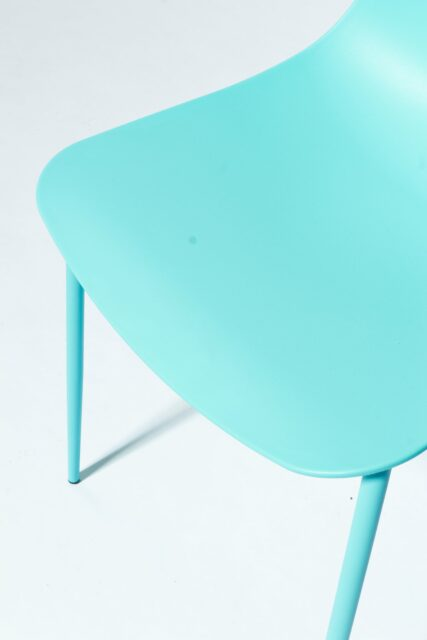 Alternate view 4 of Drea Turquoise Chair