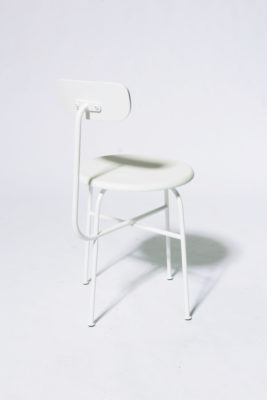 Alternate view 2 of Bergan White Frame Chair