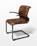 Front view thumbnail of Bruno Cantilever Chair