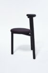 Alternate view thumbnail 1 of Steel And Coal Tripod Chair