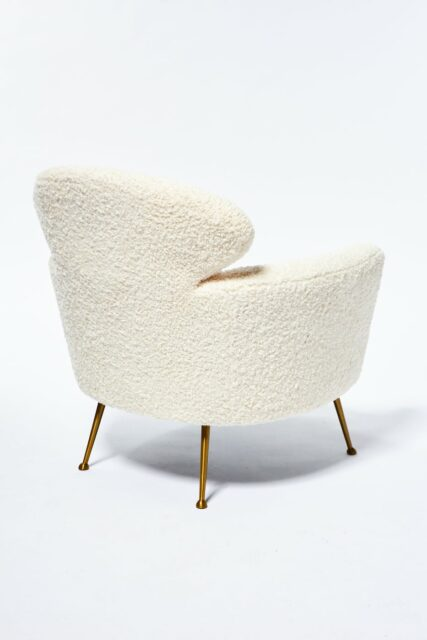 Alternate view 2 of Cora Shearling Armchair