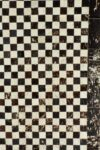 Alternate view thumbnail 1 of Tannery Checker Hide 9' x 12' Rug