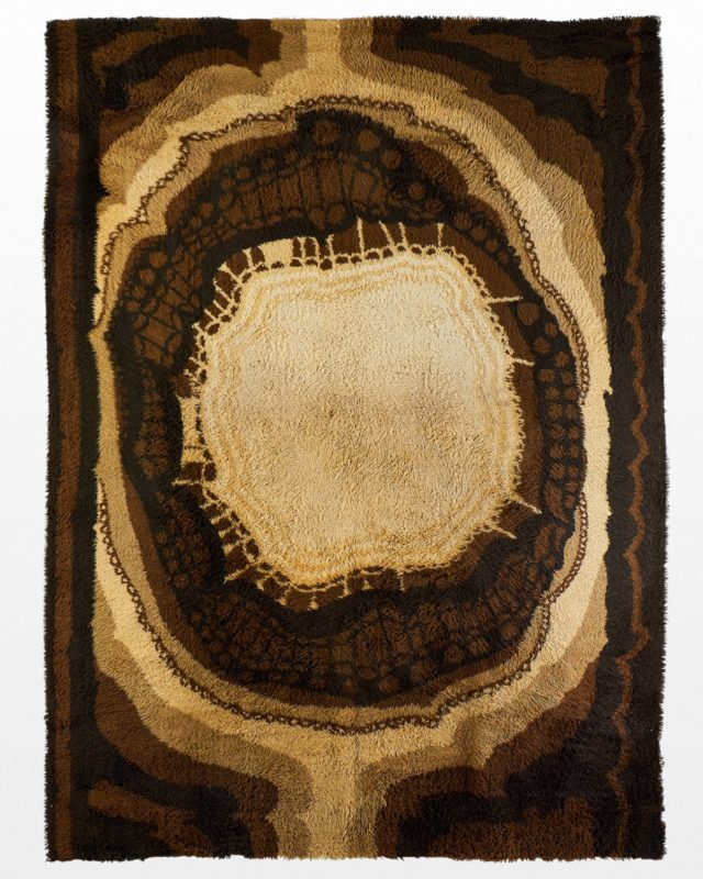 Front view of Tinge 8' x 11.5' Shag Rug