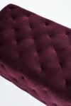 Alternate view thumbnail 3 of Petal Plum Purple Ottoman
